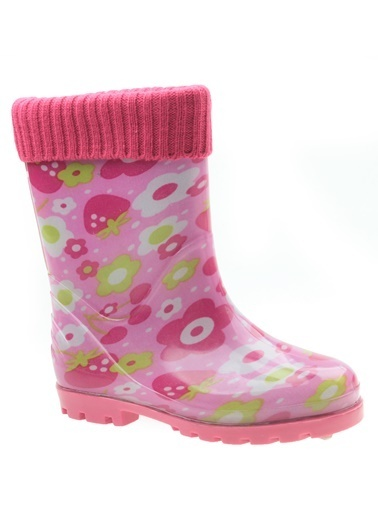 Jollybaby Çizme Pembe